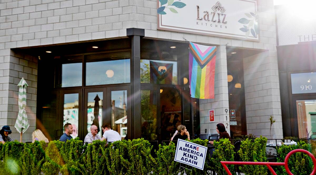 new york gay restaurants, gay pride month, June pride month, gay hangout spots, restaurants and LGBTQI rights, transgender rights, food and gay rights, indianexpress.com, New york times