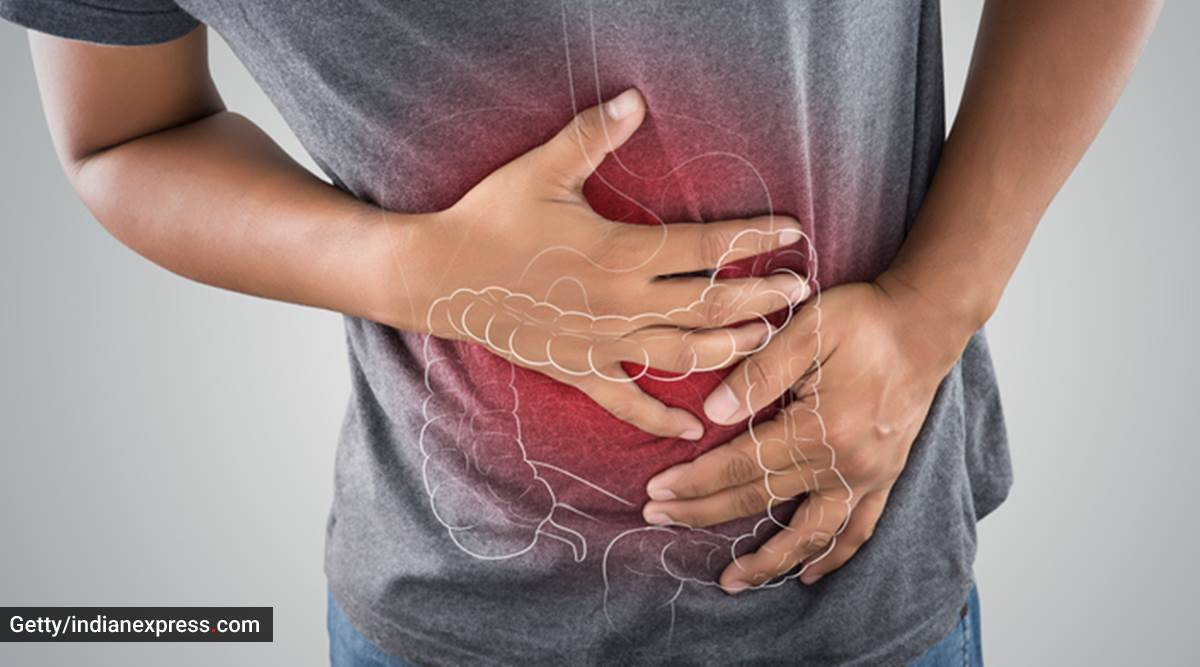 COVID-19, Intestinal gangrene in Covid, what is intestinal gangrene, what causes intestinal gangrene, intestinal gangrene symptoms and treatment, indian express news
