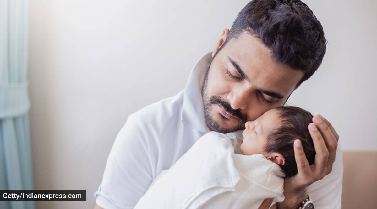 Father's Day, guide for new fathers, what should new fathers know about taking care of a baby, new dads, fatherhood, fatherhood guide, indian express news