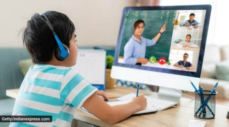 online classes, online learning, children and behavioural issues, behavioural issues seen in kids, schools tackling mental health issues, counselling, counselling in kids, therapy for school children, indian express news