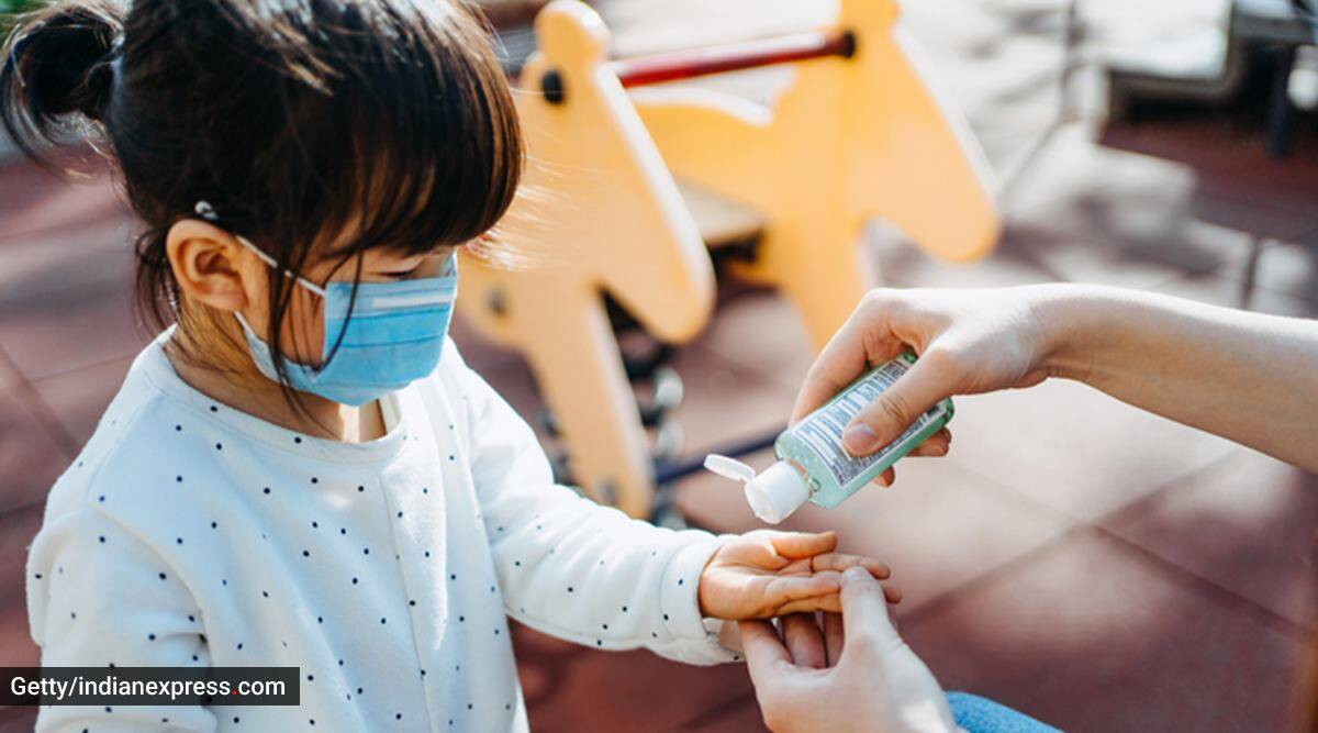 third wave, children and third wave, how to protect kids in the pandemic, Covid safety for kids, what parents need to know Covid infections in kids, parenting, indian express news