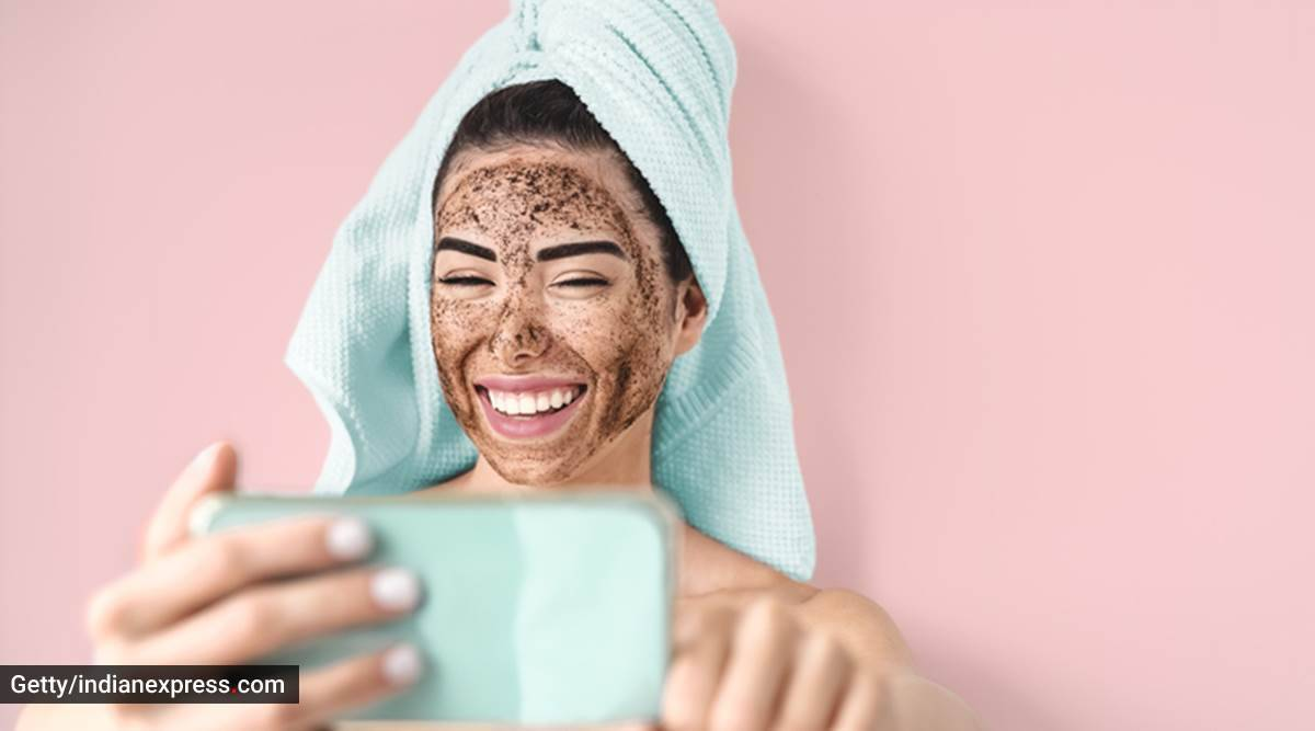 self grooming, self grooming at home, skincare hacks, simple ways to take care of your skin at home, lockdown grooming, indian express news