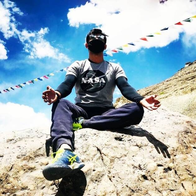 Go to Kailash and meditate