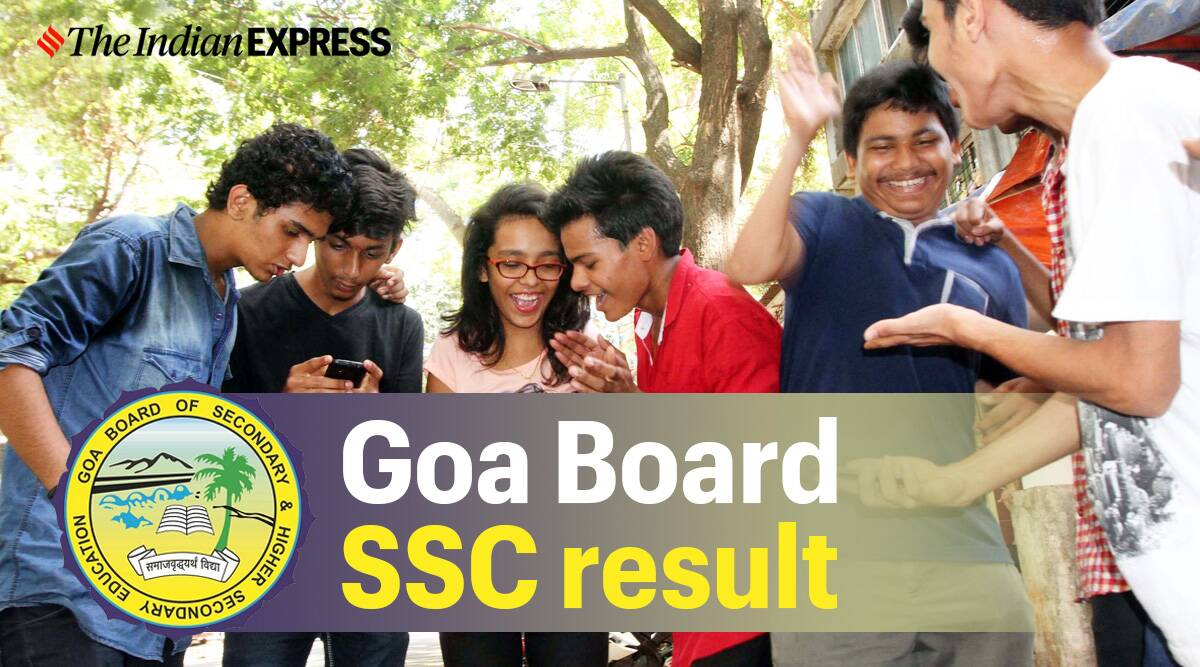 Goa Board GBSHSE SSC 10th Result 2021 declared: How to ...
