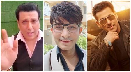 Govinda on KRK's 'thank you for your love and support' tweet for his legal fight with Radhe star Salman Khan