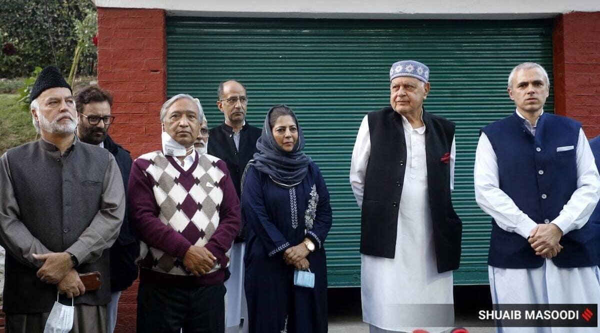 Kashmir, Kashmir delimitation, Narendra Modi, Narendra Modi j&K leaders meeting, Kashmir all party meet, J&K delimitation, Centre calls all-party meet, Assembly elections, Kashmir news, Indian express news