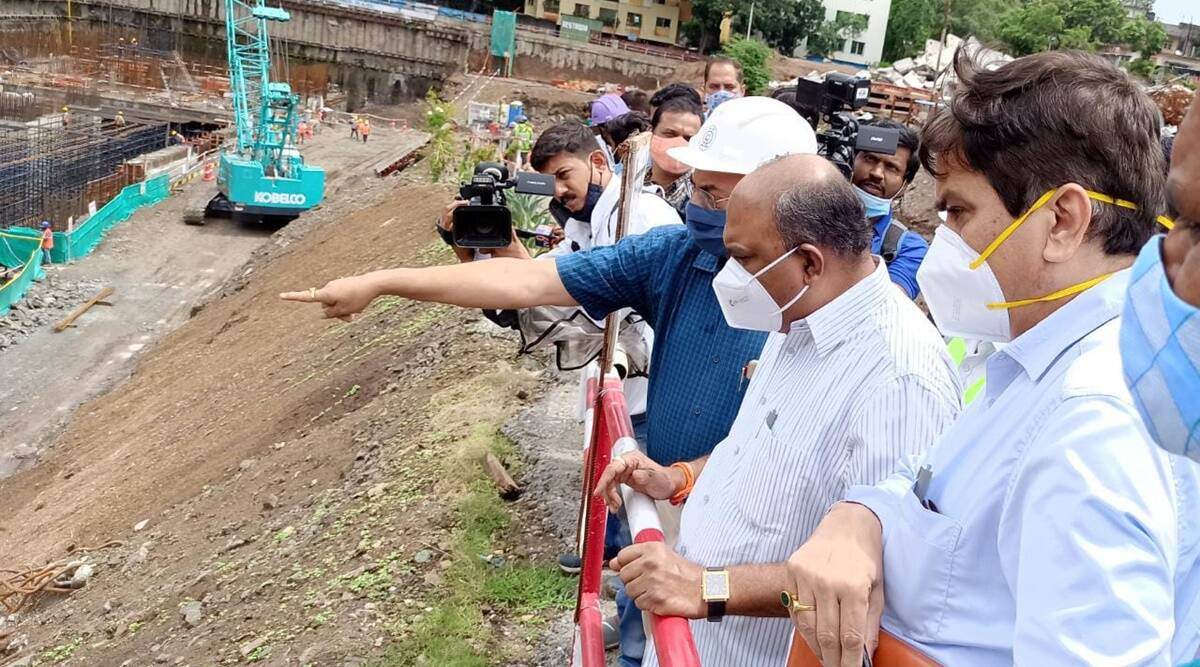 Modern MSRTC bus station to come up at Shivajinagar after Metro work is complete: Minister Anil Parab
