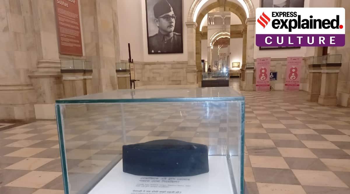Susbash Chandra Bose cap