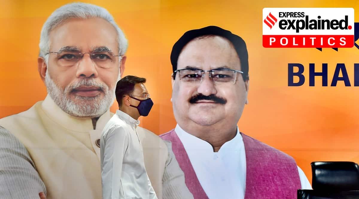 Jitin Prasada, jitin prasada news, jitin prasada joins bjp, jitin prasad Congress, Congress Jitin Prasad joins BJP, who is jitin prasad, jitin prasada latest news, BJP jitin prasada news, indian express explained