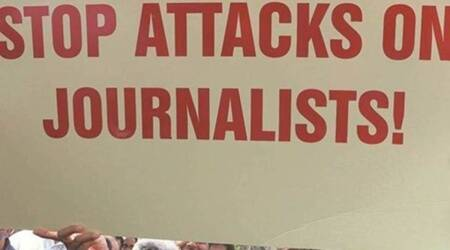 journalists attacked, attack on journalsts
