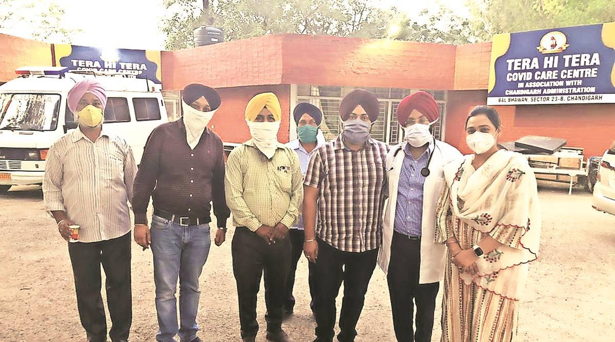 chandigarh, Covid-19 India Second Wave, chandigarh coronavirus cases, chandigarh news, chandigarh latest news, india news, indian express