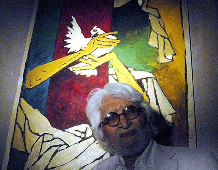 A Rare Glimpse at Indias Picasso: A Review of M.F. Husain