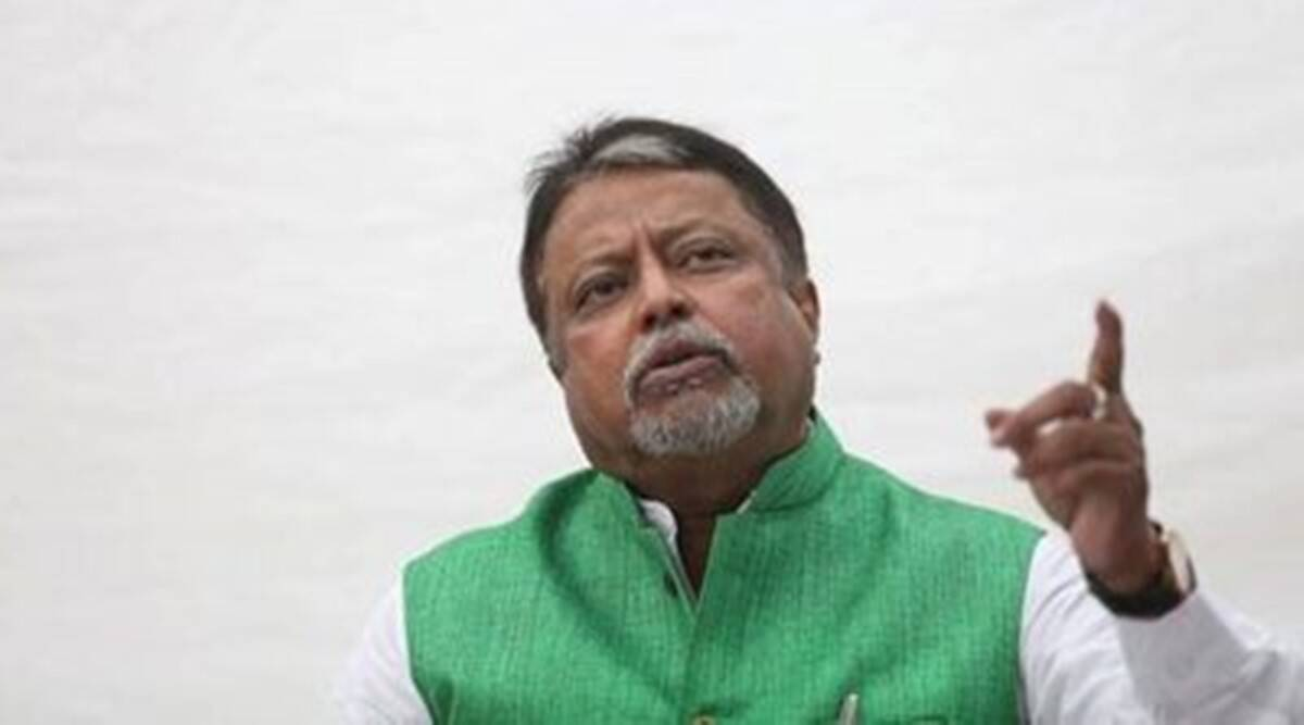 Mukul Roy Security cover removed