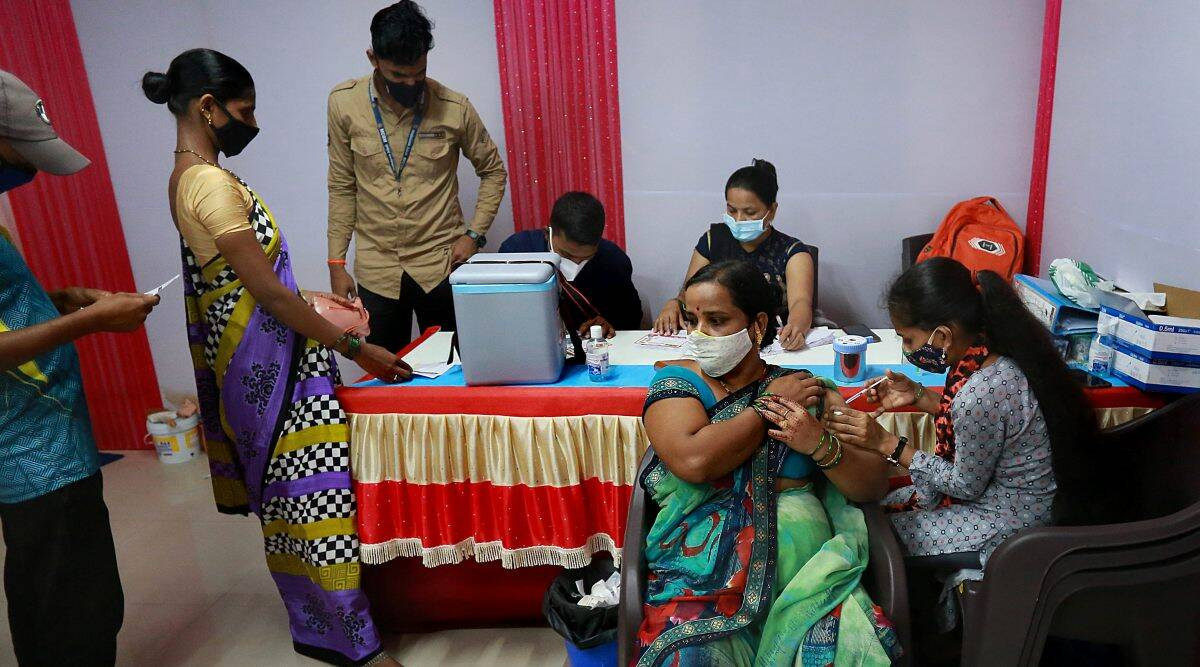 Maharashtra covid vaccination