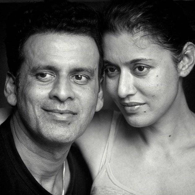 Manoj Bajpayee wife shabana, neha
