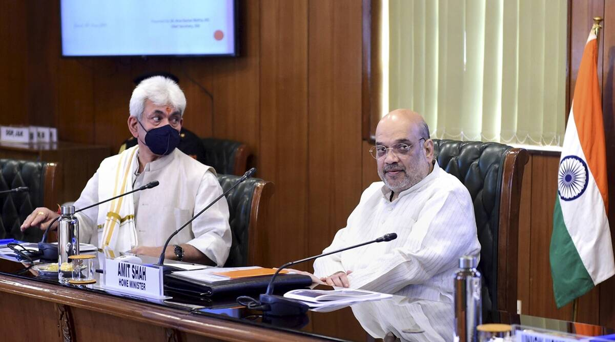 Centre To Restore Statehood In J&K Through Elections