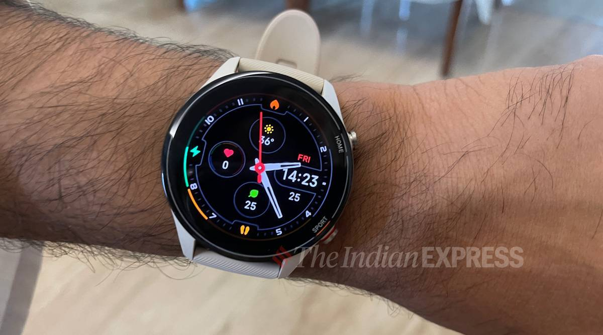 Mi Watch Revolve Active, Mi Watch Revolve Active review, Mi Watch Revolve Active specifications, Mi Watch Revolve Active features, Mi Watch Revolve Active price in India