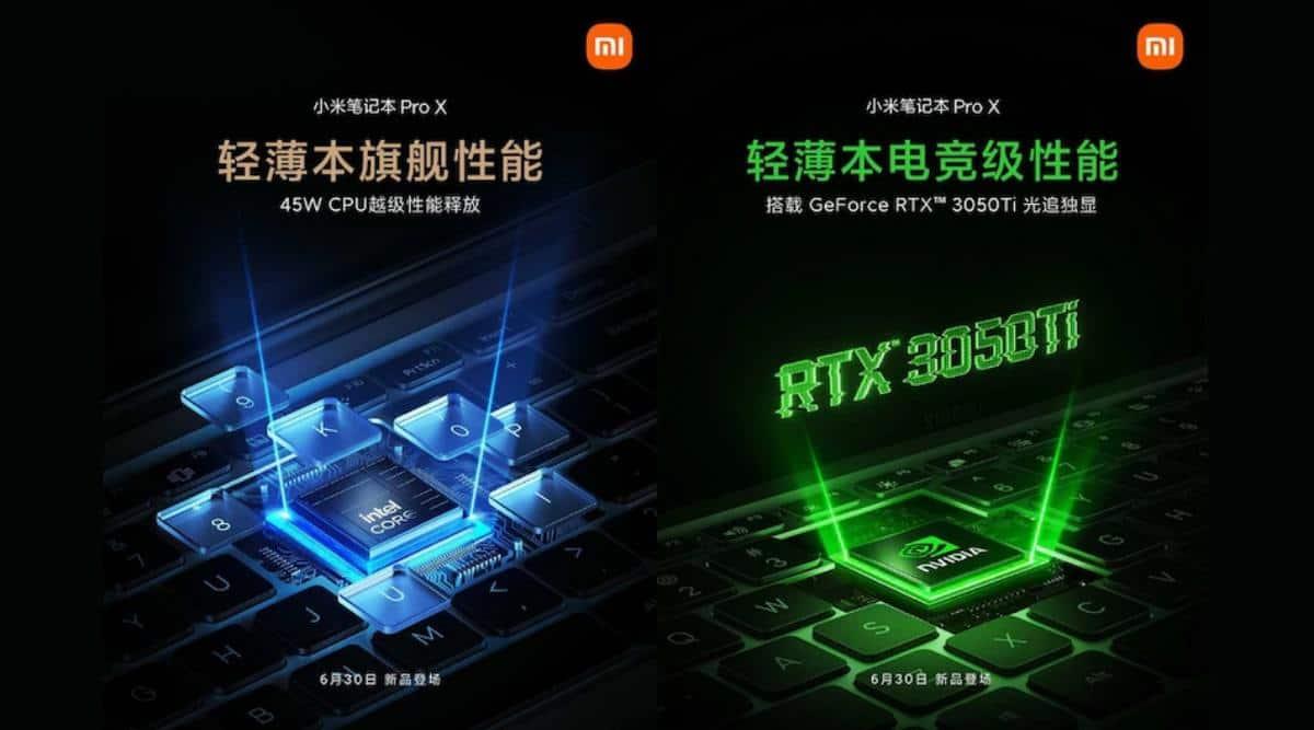 Xiaomi, Mi Notebook Pro X, Xiaomi Mi Notebook Pro X, Xiaomi Mi Notebook Pro X launch, Mi Notebook Pro X teasers
