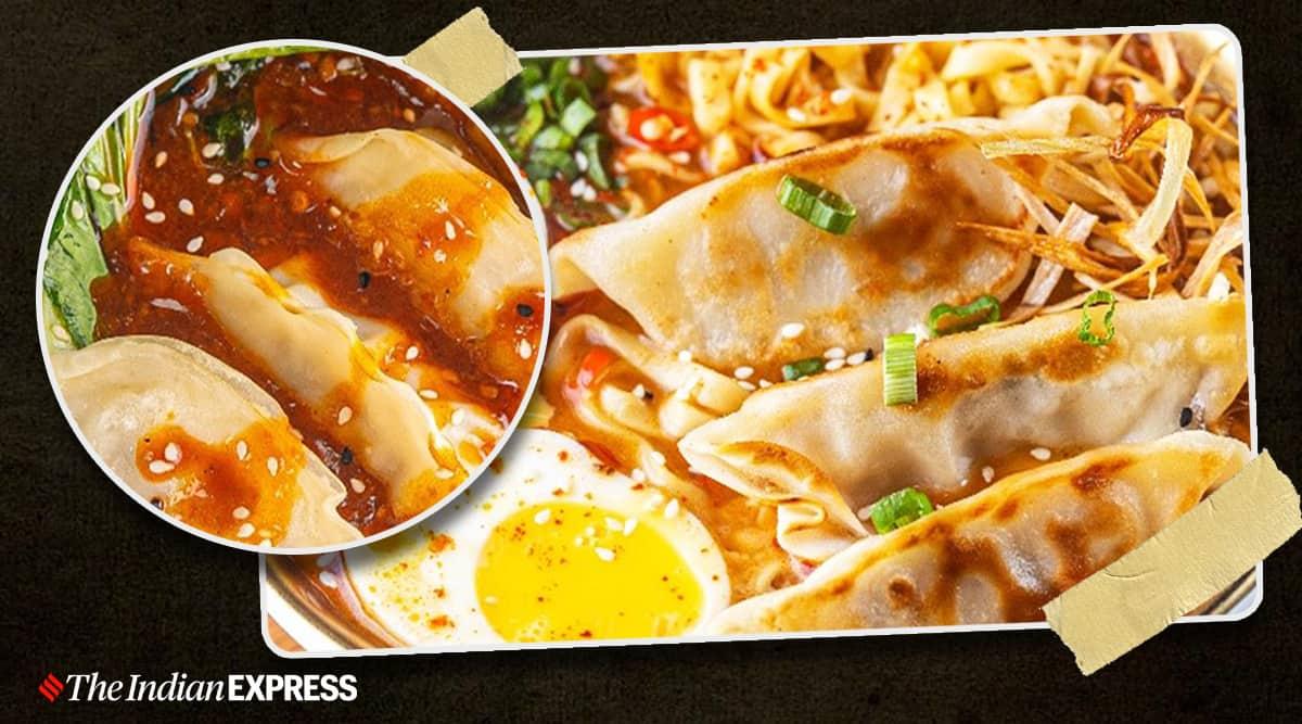 Prasuma kung pao momo, Prasuma Hot and Sour Dumpling soup, momos and dumpling soup, momos and dumplings, soup and dumplings, indianexpress.com