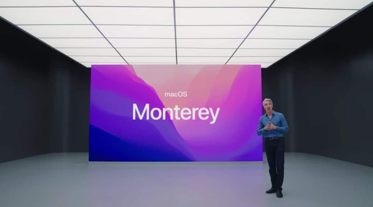 Apple MacOS Monterey, macOS Monterey,