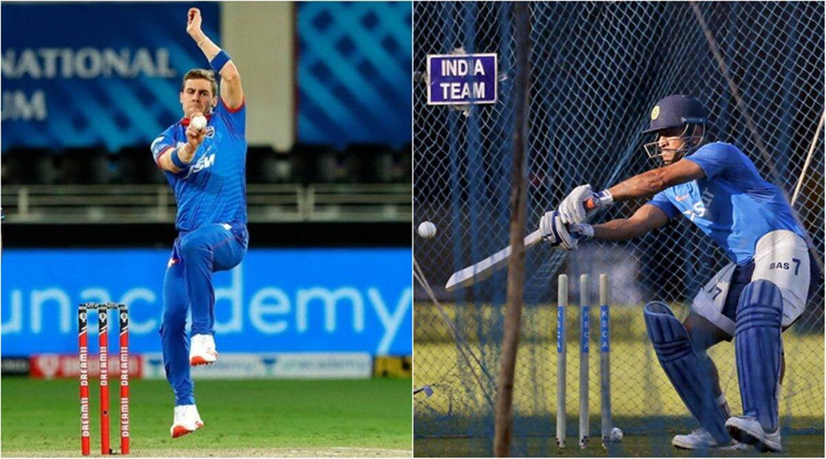 Anrich Nortje, Anrich Nortje MS Dhoni, Nortje Dhoni CSK nets, Champions League T20 2010, Anrich Nortje speed