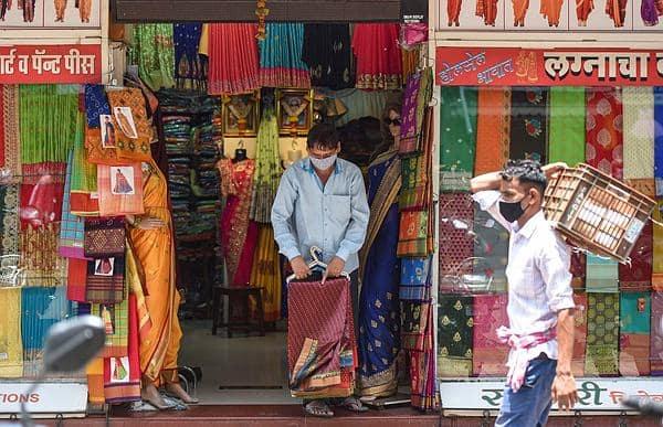 mumbai lockdown, mumbai shops, non-essential shops