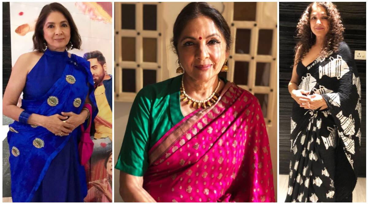 In pics: Revisiting Neena Gupta's timeless style