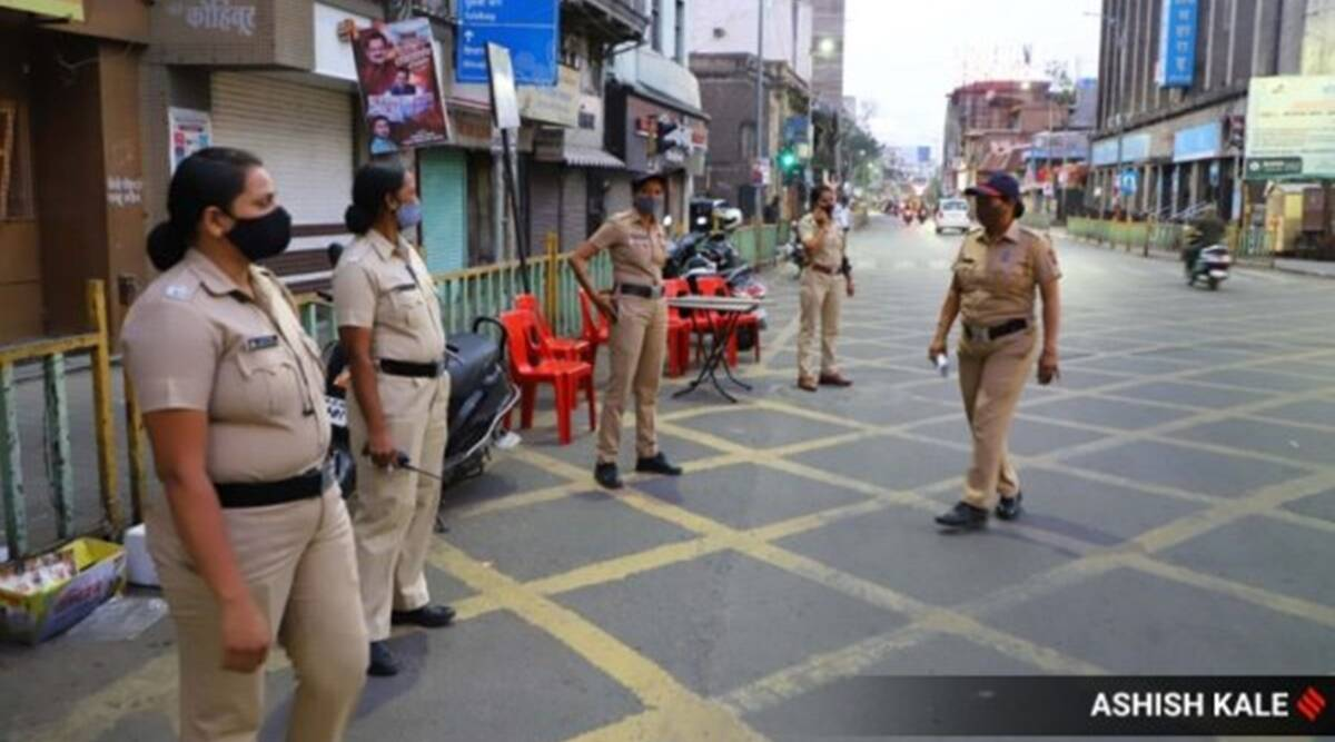 Pune lockdown