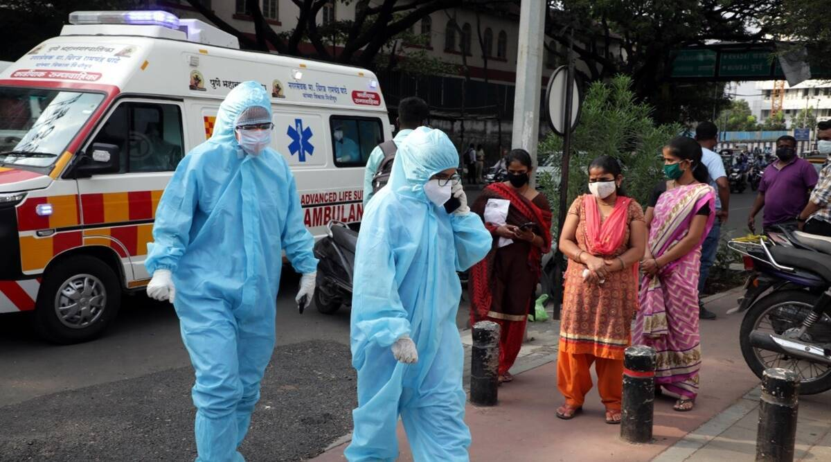 Steady rise in Covid cases in Pune: Infections among children record slight rise in first week of July