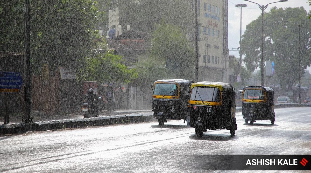 Pune rains, Pune weather today, IMD Pune forecast, IMD, Pune weather, Pune news, Pune latest update, Indian express