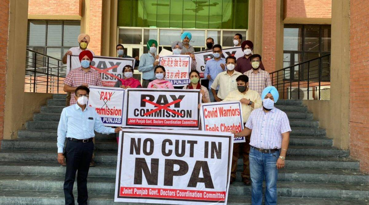 Punjab: Government doctors threaten strike over reduction of non-practicing  allowance | Cities News,The Indian Express
