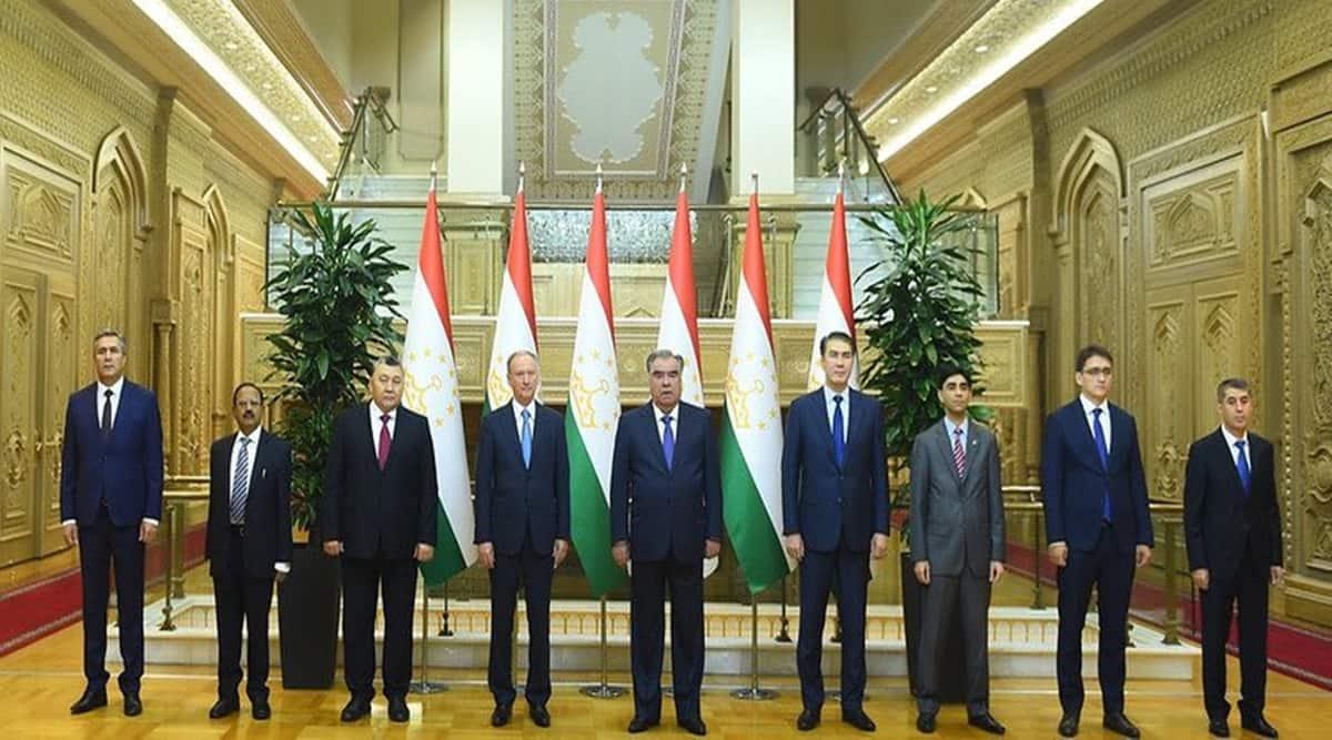 SCO meeting, Ajit Doval