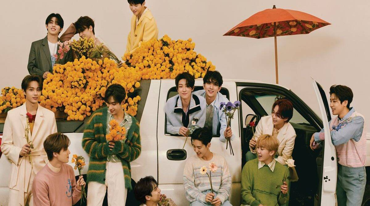 Your Choice conveys our most sincere emotions, says the K-Pop Seventeen band