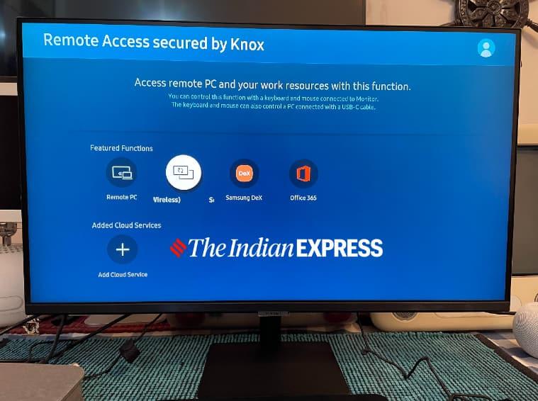 Samsung Smart Monitor M7, Samsung smart monitor, Samsung M7 smart monitor, samsung smart monitor M7 price in India, samsung smart monitor M7 review