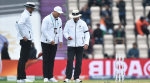 WTC Final, Day 2: Fickle weather, steady India