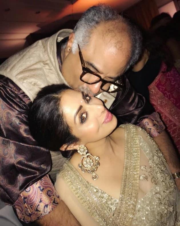 Sridevi, Boney Kapoor love