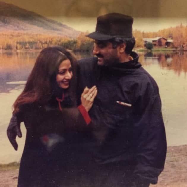 Sridevi, Boney Kapoor marriage