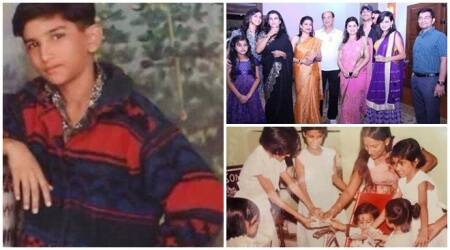 Sushant Singh Rajput's 22 photos of his childhood and with his family