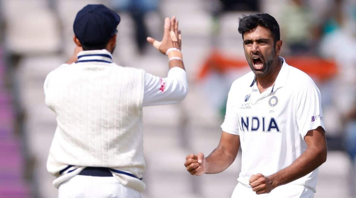 IND vs NZ, Ashwin