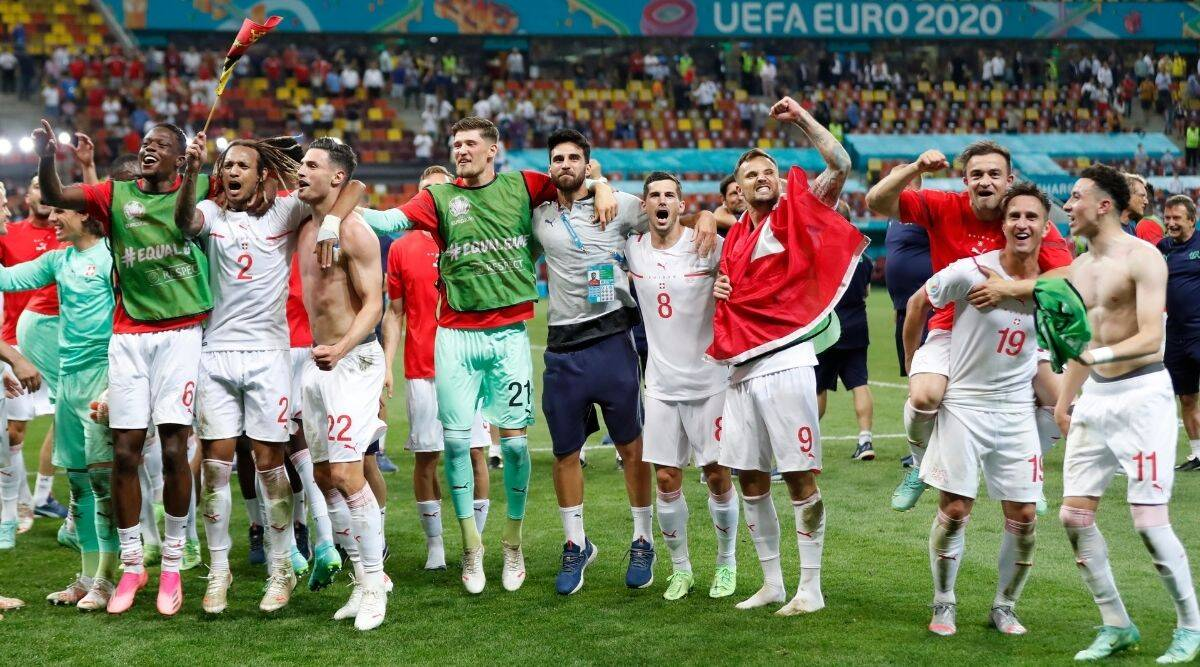 Switzerland vs France, Euro 2020