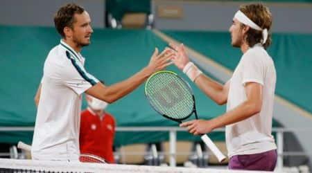 Stefanos Tsitsipas vs Daniil Medvedev, French Open