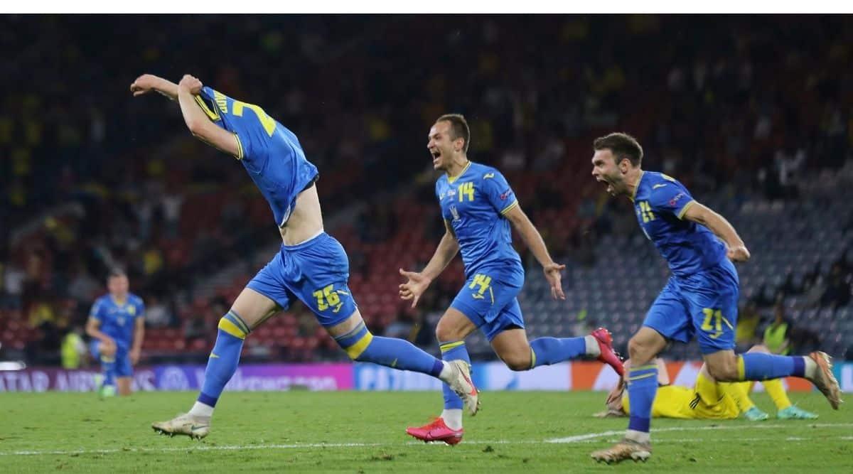 Sweden v Ukraine -