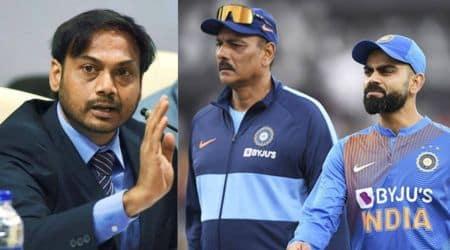 MSK prasad, Virat Kohli, Ravi Shastri