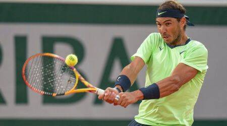 Nadal, french open