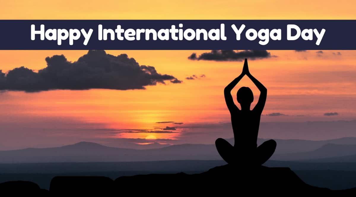 Happy International Yoga Day 2021