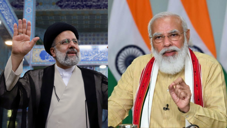 Iran President-elect invites India for swearing-in event