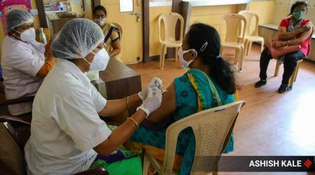 Pune: Opposition sees red as vaccination drives in housing societies go 'political'