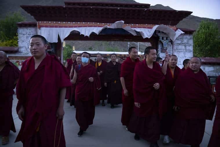 Tibet, Dalai Lama, Tibetans, Xi Jingping, China-Tibet, Communist Party of China, Socialism, Indian express news, Chinese culture, Tibetan monks, Dalia Lama Successor
