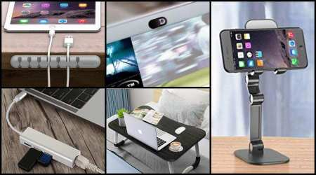 work from home. work from home gadgets