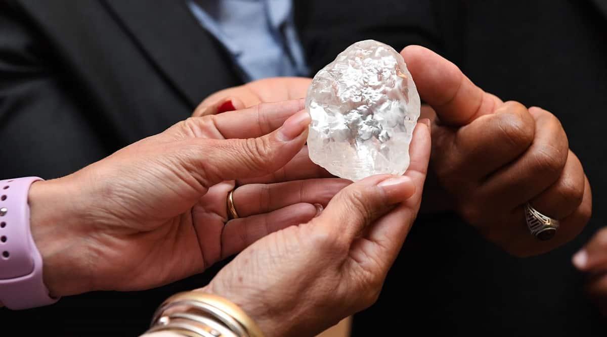 world's third largest diamond